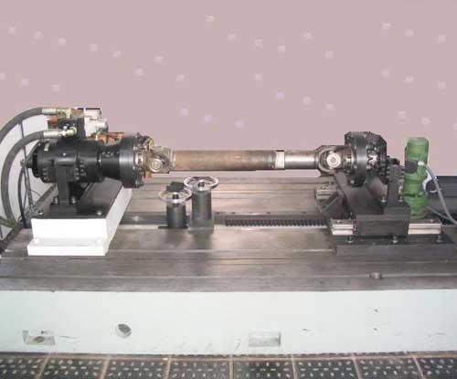 PNW-35000电液伺服传动轴疲劳试验台