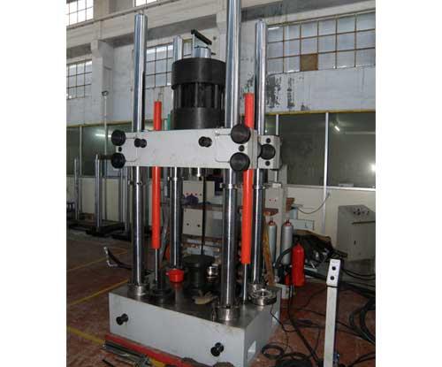 1000kN电液伺服动静万能试验机