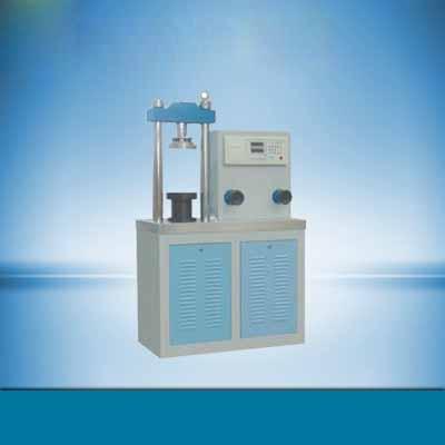 300kN加气块压力测试机